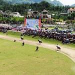 Du lịch - Hà Nội: Tái hiện lễ hội đua ngựa của người Mông