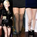 Thời trang - Giúp đôi chân hút sự tò mò giỏi như sao Hàn