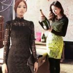Thời trang - Chọn váy xinh để dự tiệc tất niên