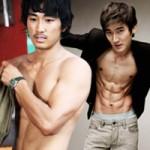 """Làm đẹp - """"Nghẹt thở"""" vì bụng 6 múi của mỹ nam Hàn"""