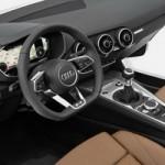 Ô tô - Xe máy - Audi TT thế hệ mới sẽ có nội thất siêu hiện đại