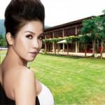 Ngôi sao điện ảnh - Đọ biệt thự nhà vườn siêu sang của 3 sao Việt
