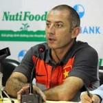 Bóng đá - Thầy Giôm: U19 VN xấu hổ với NHM