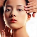 Làm đẹp - Massage để khuôn mặt thon đẹp chơi Tết