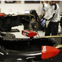 F1: Lotus trễ hẹn với đợt thử nghiệm tại Jerez