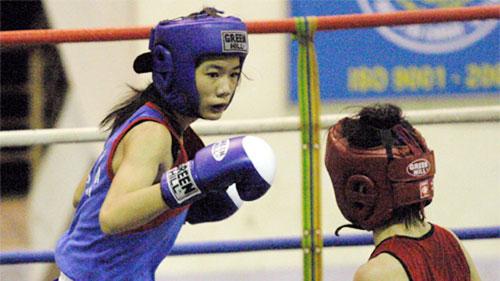 Quyền anh Việt Nam hướng đến Asian Games 2014: Gửi niềm tin vào các võ sĩ nữ - 1