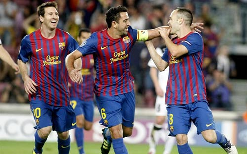 Xavi-Ini không còn là nguồn sống của Messi - 1
