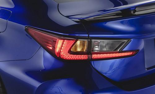 Lexus RC F siêu mạnh với động cơ V8 - 10