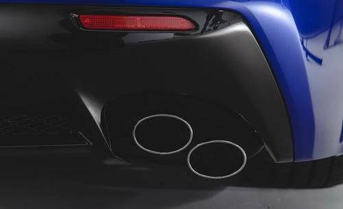 Lexus RC F siêu mạnh với động cơ V8 - 11