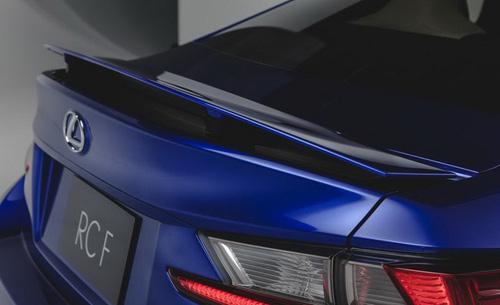 Lexus RC F siêu mạnh với động cơ V8 - 12