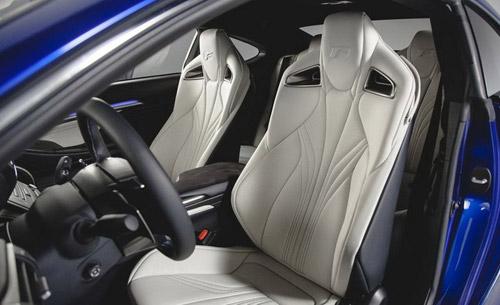 Lexus RC F siêu mạnh với động cơ V8 - 14