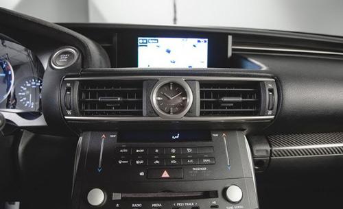 Lexus RC F siêu mạnh với động cơ V8 - 15