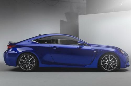Lexus RC F siêu mạnh với động cơ V8 - 5