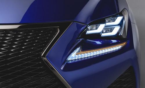 Lexus RC F siêu mạnh với động cơ V8 - 7