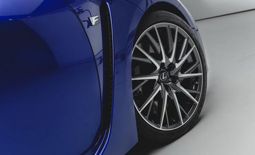 Lexus RC F siêu mạnh với động cơ V8 - 8