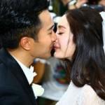 Phim - Nụ hôn, nước mắt hạnh phúc Dương Mịch ngày cưới