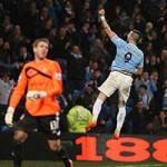 Bóng đá - Man City: Hướng tới danh hiệu đầu tiên