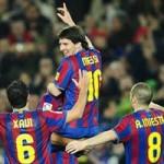 Bóng đá - Xavi-Ini không còn là nguồn sống của Messi