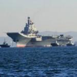 Tin tức trong ngày - Tàu Liêu Ninh bị Mỹ theo dõi chặt trên Biển Đông