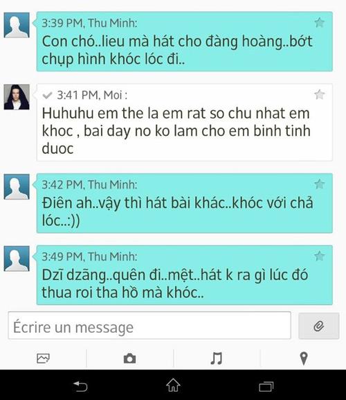 Thú vị bài văn fan nhí tả Thu Minh - 3