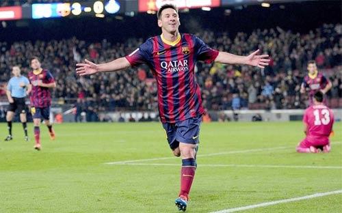 2014: Bom tấn Messi công chiếu phần 2 - 1