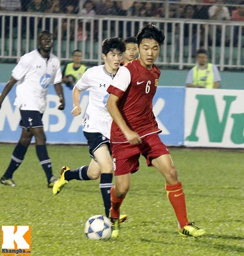 U19 VN-U19 Tottenham: Cơn mưa bàn thắng - 2