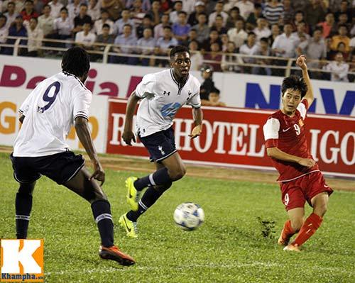 U19 VN-U19 Tottenham: Cơn mưa bàn thắng - 6