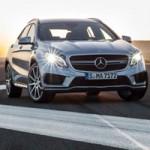 Ô tô - Xe máy - Mercedes-Benz GLA 45 AMG: Hầm hố và cuốn hút