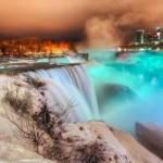 Tin tức trong ngày - Mỹ: Thác Niagara đóng băng tuyệt đẹp