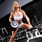 Thể thao - Phụ nữ tập tạ ngực: Tập sao cho đúng