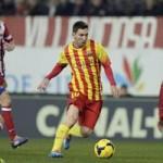 Bóng đá - Messi bất lực trước hàng thủ Atletico