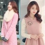 Thời trang - Mẹo mặc màu hồng nhạt đẹp mà không sến