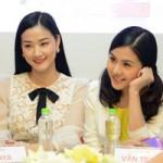"""Phim - Maya hóa giải """"hiềm khích"""" với Vân Trang"""