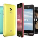 Thời trang Hi-tech - Asus trình làng 3 smartphone mới CES 2014