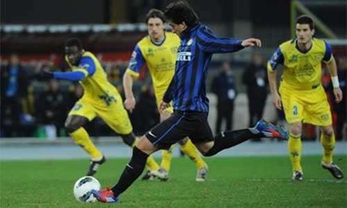 Inter – Chievo: Tìm lại niềm vui - 2