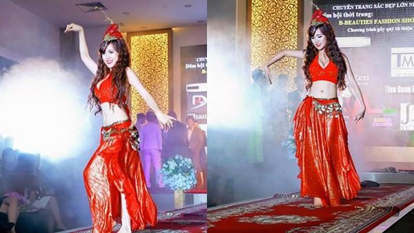Hot girl Việt và những tài lẻ ít ai biết - 7