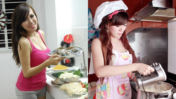 Hot girl Việt và những tài lẻ ít ai biết - 8