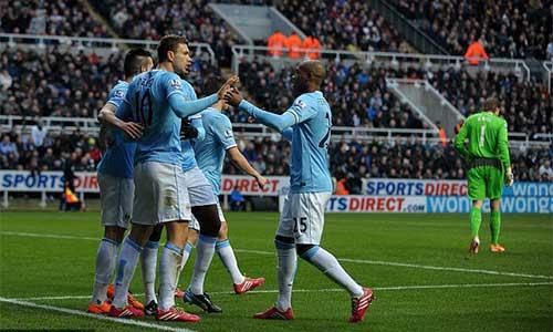 Man City: Bóng dáng nhà vô địch - 1