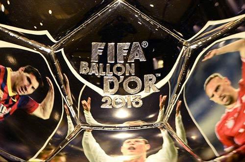 QBV Fifa 2013: Ngày phán xét - 2