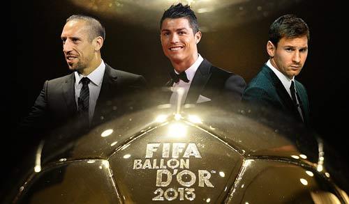QBV Fifa 2013: Ngày phán xét - 1