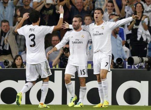 Real qua nửa mùa giải: Dấu ấn Ancelotti - 1