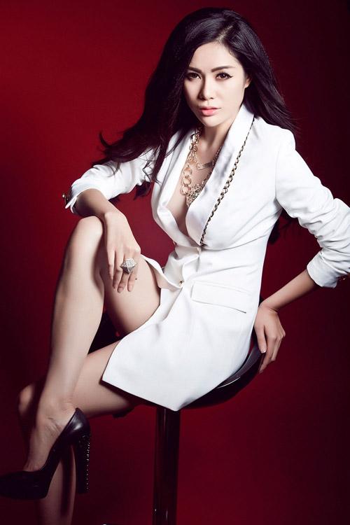 Hoa hậu gốc Việt tại Mỹ bán nude nóng bỏng - 13