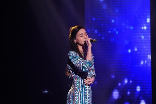 Hà Hồ hát lại hit của Mỹ Tâm - 1