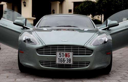 "Aston Martin Rapide ""nữ hoàng"" sedan - 3"