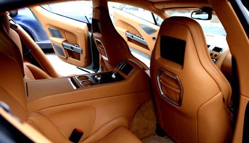 "Aston Martin Rapide ""nữ hoàng"" sedan - 8"