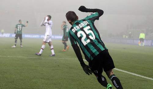 """AC Milan chính thức """"trảm"""" HLV - 1"""