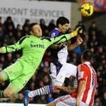 Bóng đá - Stoke-Liverpool: Kịch tính tới phút chót