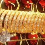Tài chính - Bất động sản - Đầu tuần giá vàng tăng nhẹ