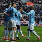 Bóng đá - Man City: Bóng dáng nhà vô địch