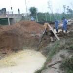 Tin tức trong ngày - Hà Nội: Hàng nghìn hộ dân lại bị mất nước